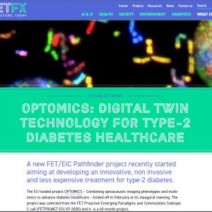 March 2nd, 2021: OPTOMICS featured on FETFx cross-media communication platform